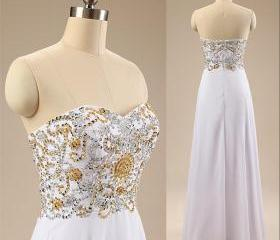 Beaded Embellished S..
