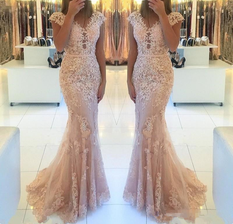 Mermaid Lace Prom Dresses,Prom Dress 2019,Evening Gowns,Formal Dress,Banquet Dress,Special Occasion Dress
