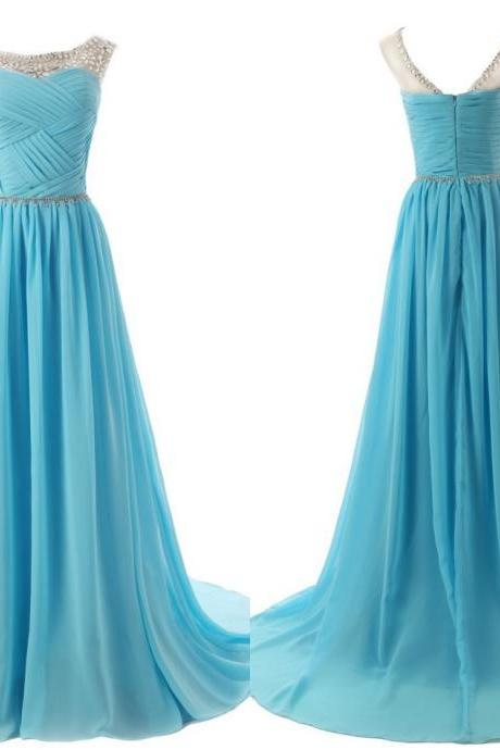 New Cap Sleeve Prom Dresses, Floor-Length Evening Dresses, Prom Dresses, Formal Women Dress,Evening Dress